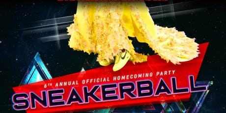 6th Annual Official Lane College Homecoming Party - Sneaker Ball Edition tickets