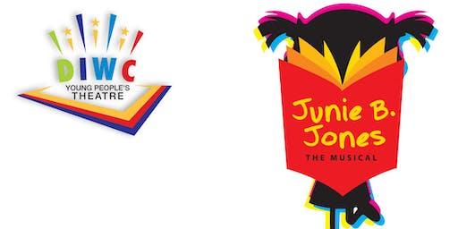DIWC presents Junie B Jones The Musical