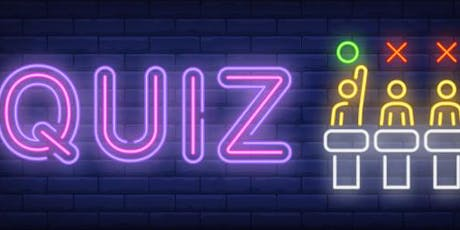 BARRC Quiz Night tickets