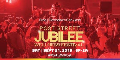 Jubilee Wellness Festival tickets