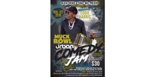 Muck Bowl Urban Comedy Jam