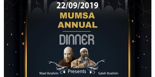 MUMSA Annual Dinner