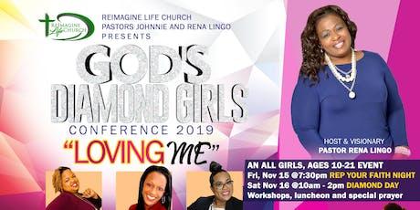 God's Diamond Girls Conference 2019 tickets