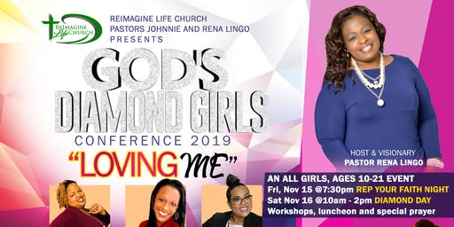 God's Diamond Girls Conference 2019