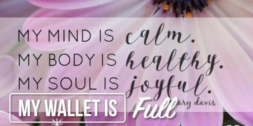 Healthy mind, body, soul, and wallet!
