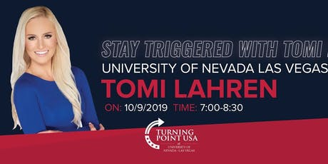 Stay Triggered with Tomi Lahren tickets