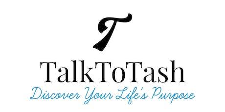 Talk To Tash | Meet & Greet tickets