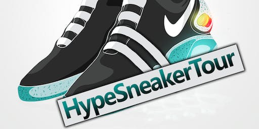 Hype Sneaker Tour OH - December 2019