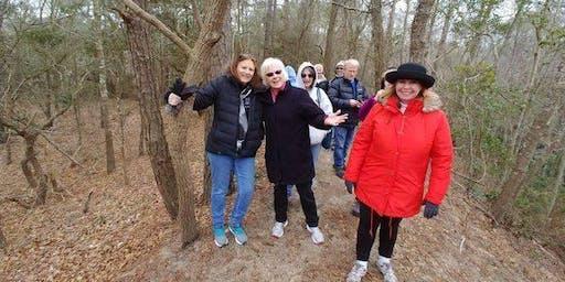 Arboretum Scent Guided Trod through the Trees