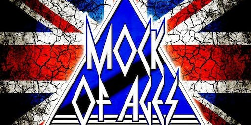 Mock of Ages, Def Leppard Tribute at Moonshiners Braaselton