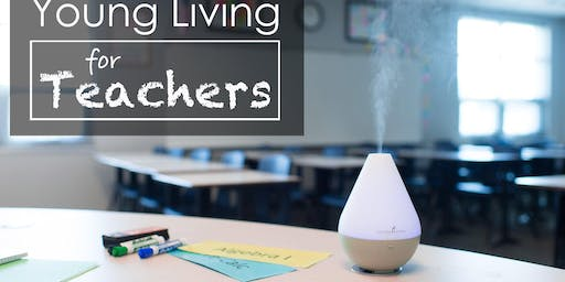 Young Living for Teachers (Online Class)