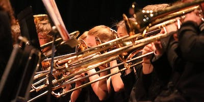 Northeastern Youth Wind Ensemble Concert