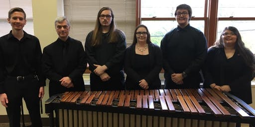 Marywood University Percussion Ensemble Concert