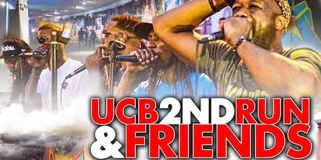 UCB 2nd Run & Friends tickets