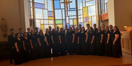 Marywood University Chamber Singers Concert