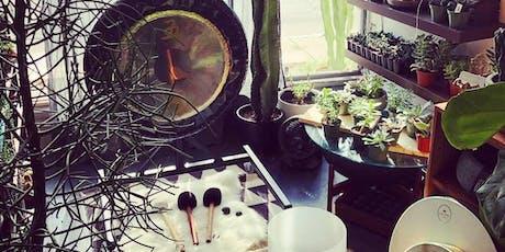 Aromatherapy Sound Bath Workshop  tickets