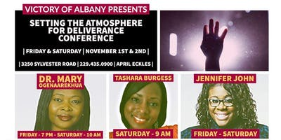 Setting The Atmosphere For Deliverance Conference