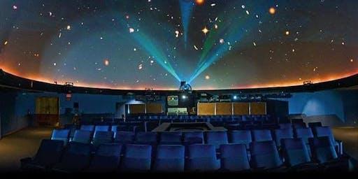 Cosmic Show at the Christa McAuliffe Planetarium