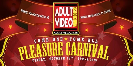 Pleasure Carnival tickets
