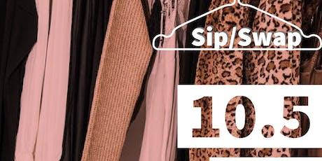 Sip & Swap tickets