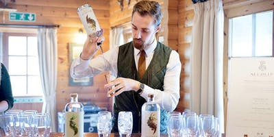 A non alcoholic, sugar free, cocktail making masterclass by Urban Health