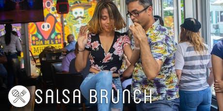 Salsa Brunch: Fundraising Party tickets