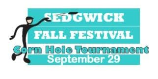 Sedgwick Fall Fest Corn Hole Tournament