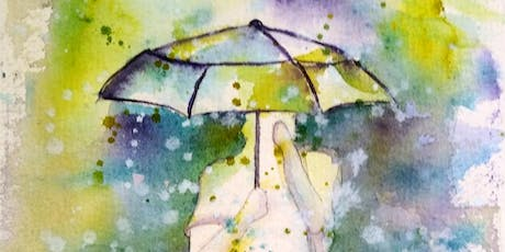 Intro to Watercolor Art tickets