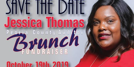 Brunch with Jessica Thomas Peoria County Auditor tickets