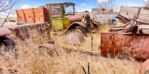 """How to Find + Photograph """"Abandoned Manitoba""""."""