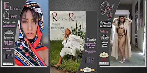 Miss 2020 Magazine Model Of The Year Free $1,000 Magazine Modeling Contest