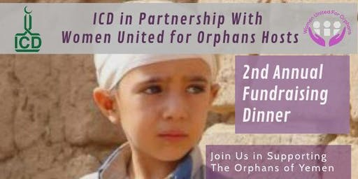 ICD & WUFO: 2nd Annual Fundraising Dinner