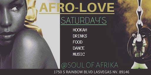 Afro Caribbean bash