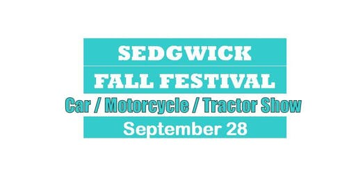Sedgwick Fall Fest Car Show