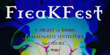 Freakfest tickets