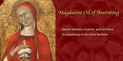 Magdalene Oil of Anointing Webinar