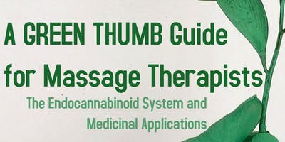 Cannabis Education for Massage Therapists
