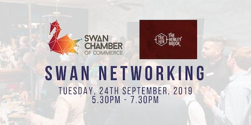 Swan Networking @ The Henley Brook