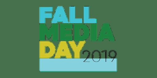 Fall Media Day 2019