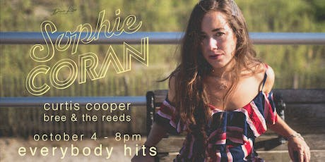 Sophie Coran ~ Curtis Cooper ~ Bree and the Reeds tickets