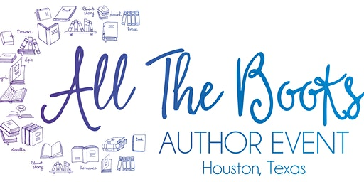 4th Annual All The Books Author Event