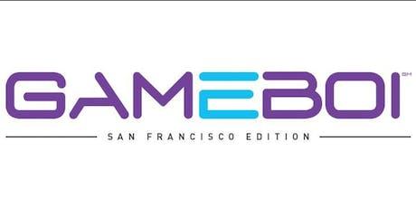 GAMEBOI SF tickets