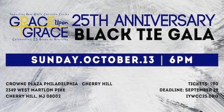 IYWCC 25th Anniversary Black Tie Gala tickets