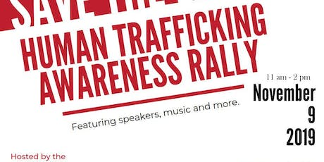 Human Trafficking Awareness Rally tickets