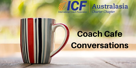 Coach Cafe Conversations (August 2020) tickets