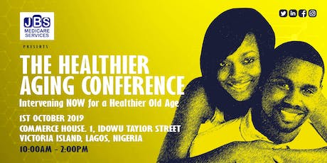 The Healthier Aging Conference tickets