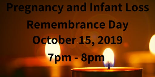 Pregnancy and Infant Loss Remembrance Day-Wave of