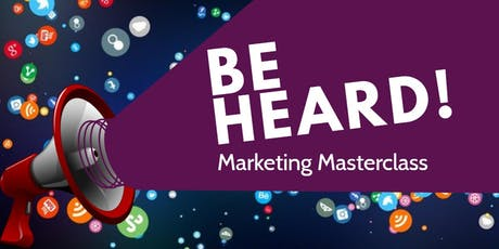 Marketing Masterclass - Scale your Startup tickets