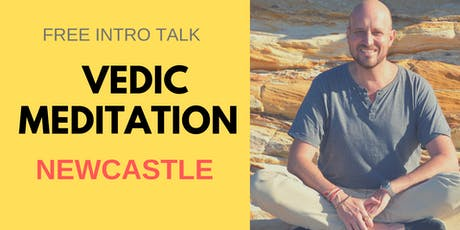 Free Intro Talk on Vedic Meditation with Geoff Rupp - SEPTEMBER  tickets