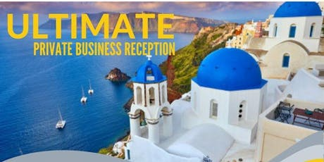 The Ultimate Private Business Reception tickets